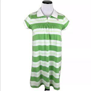 VICTORIA SECRET PINK Polo Shirt Dress XS